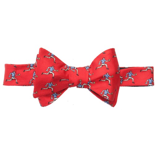 Beer Run Bow - Red